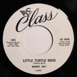 "45Re ✦BOBBY DAY✦ ""Little Turtle Dove / That's All I Want"" 50s R&B Dancers.Hear♫"